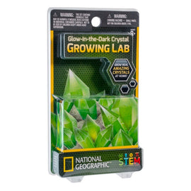 National Geographic | Growing Lab - Glow-In-The-Dark Crystal