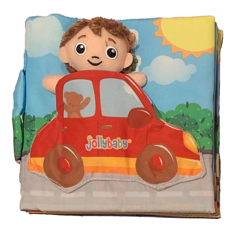 Jolly Baby | Little Driver with Doll