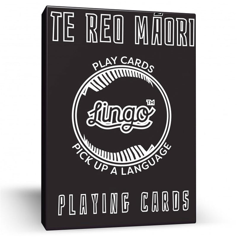 Lingo Playing Cards | Te Reo