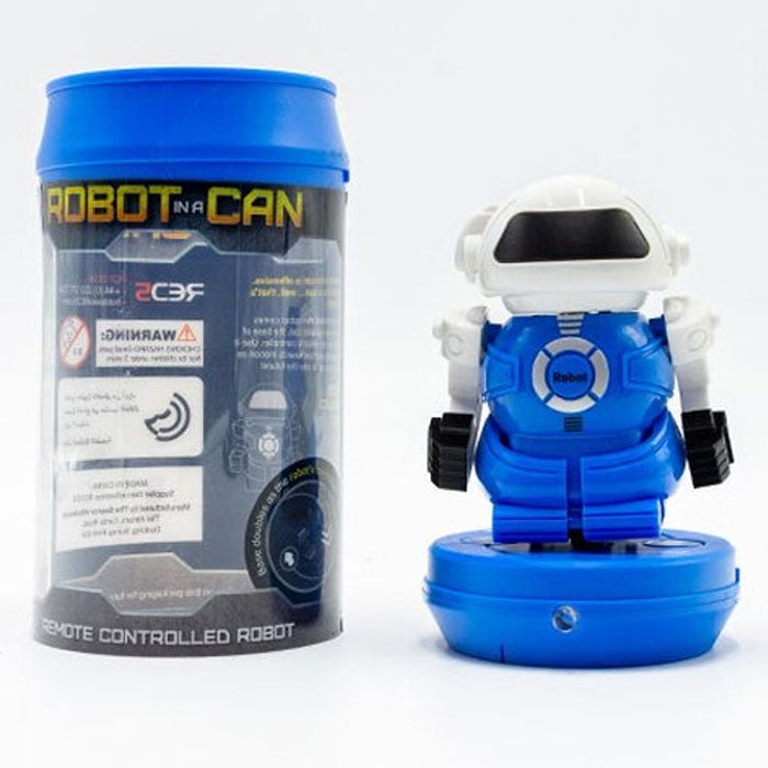 Red5 | Robot In A Can - Blue