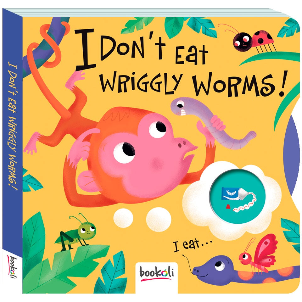 Comedy Cogs | I Don't Eat Wriggly Worms