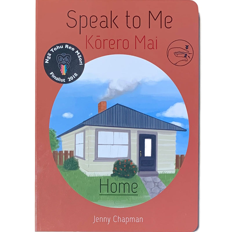 Te Reo Children's Book | Speak To Me, Korero Mai - Home