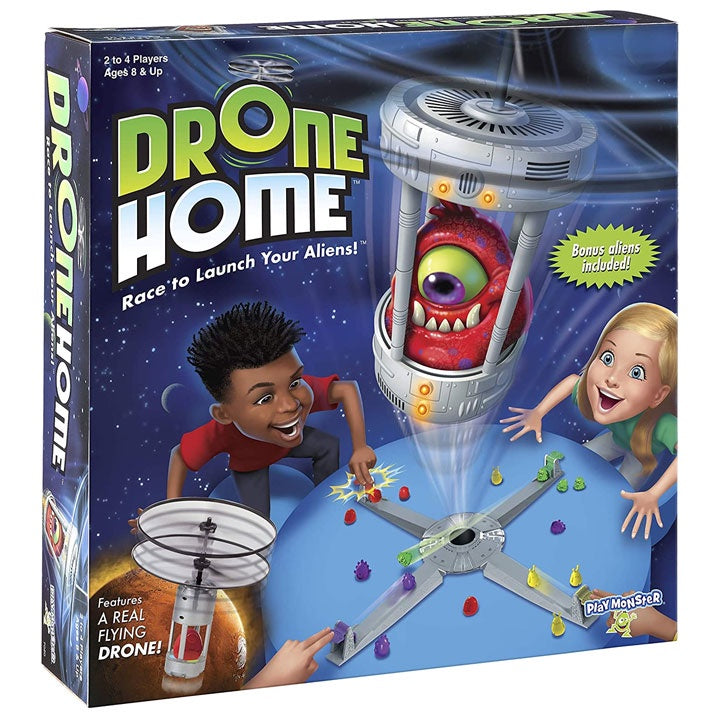 Play Monster | Drone Home
