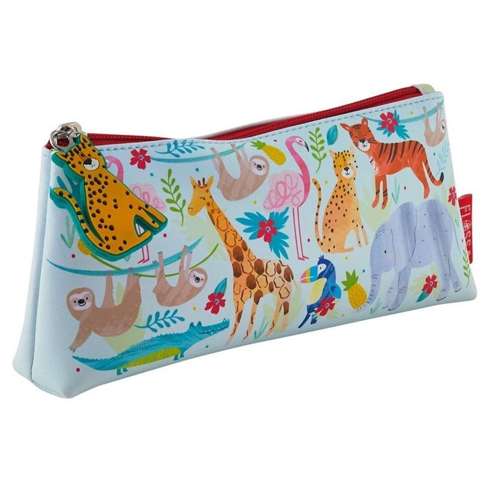 Floss & Rock | Jungle Pencil Case