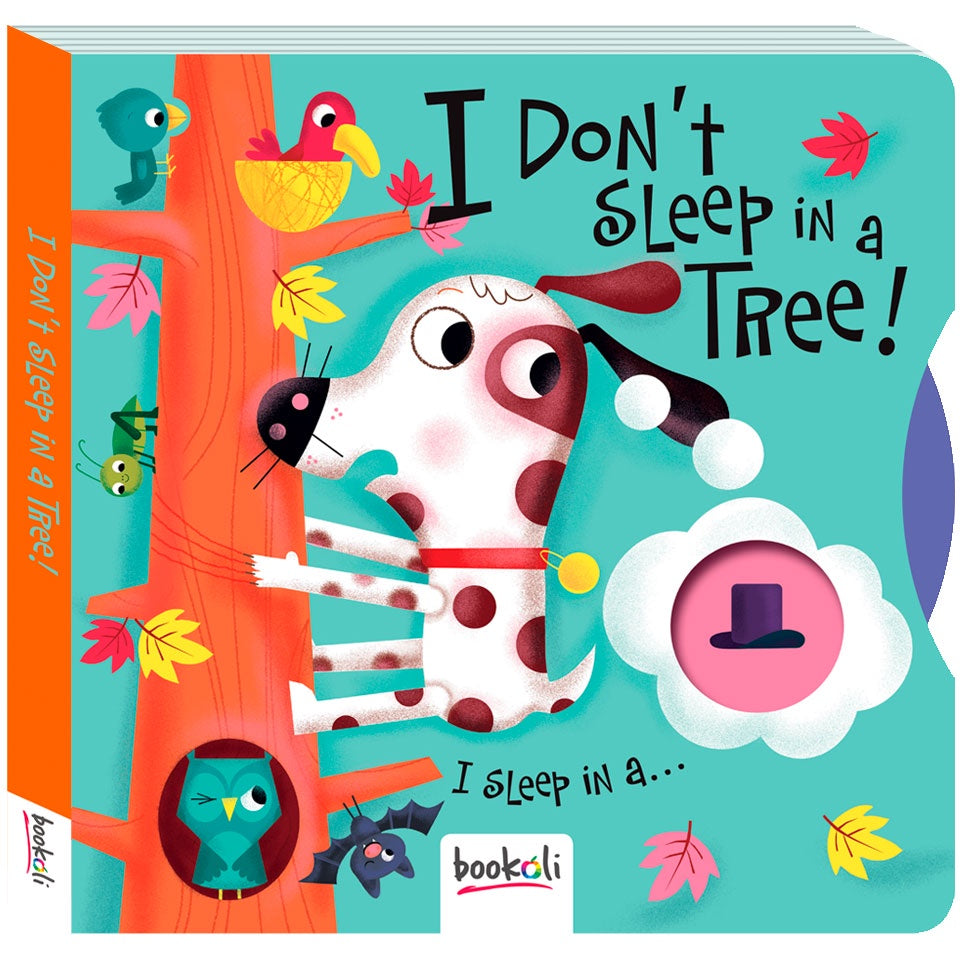 Comedy Cogs | I Don't Sleep In A Tree!