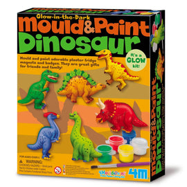 4M | Mould & Paint - Dinosaurs