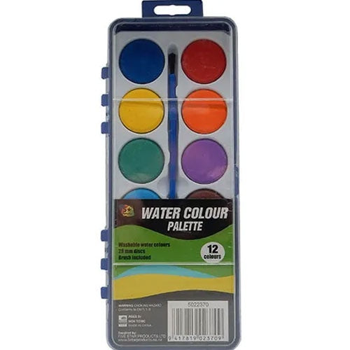 Five Star | Water Colour Palette