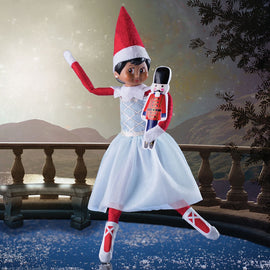 Elf on the Shelf | Snowy Sugar Plum Fairy