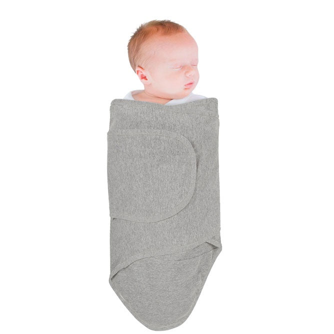 Miracle Blanket | Swaddle - Grey Marle