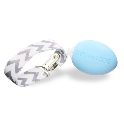 The Teething Egg - Blue