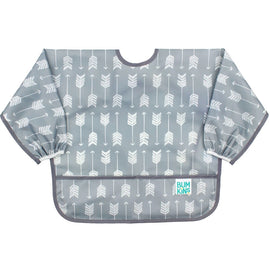 Bumkins | Sleeved Bib - Arrows