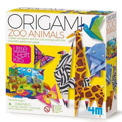 4M | Origami - Zoo Animals