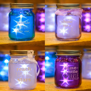 Stellar | Mini Message Sparkle Jar