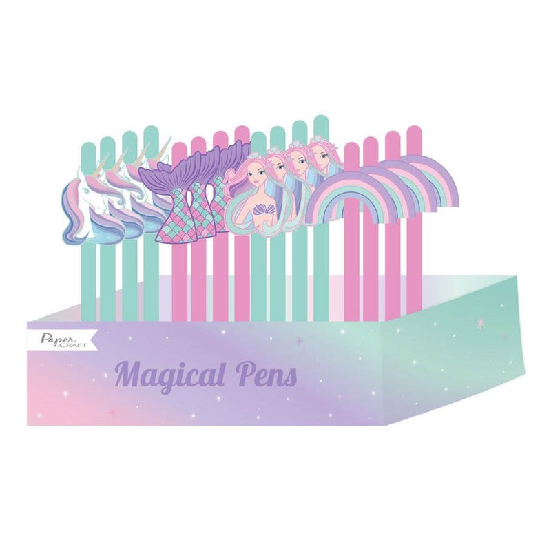 Paper Craft | Magical Character Pens