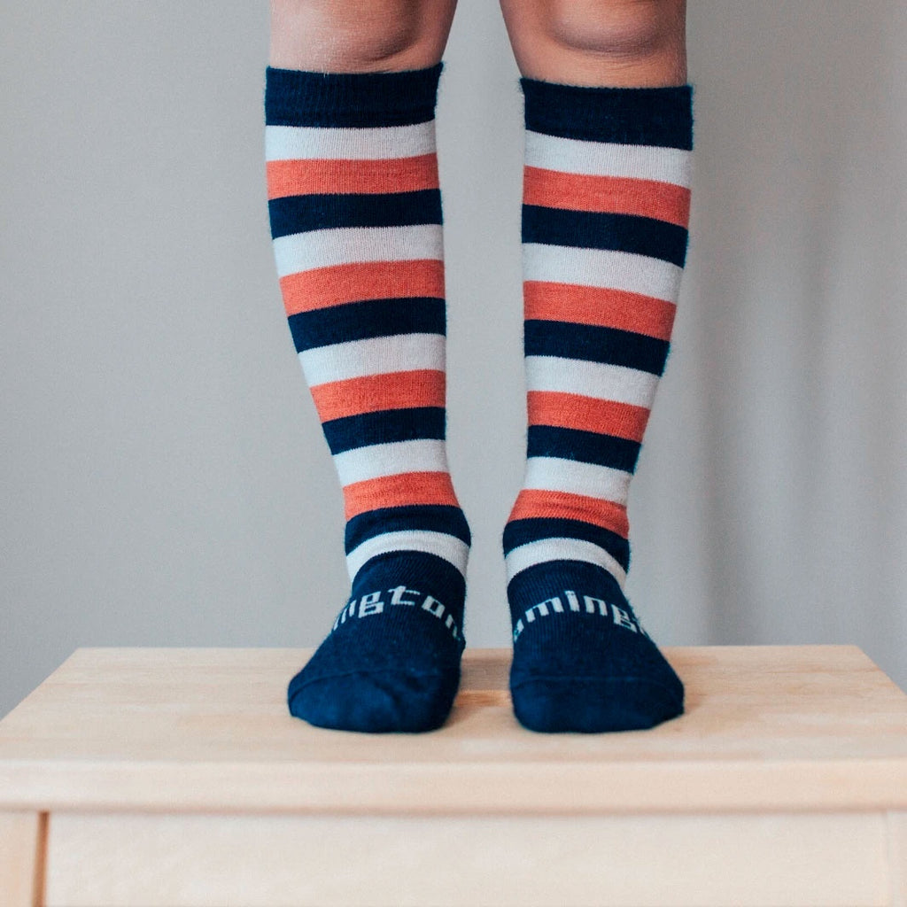 Lamington | Lane - Knee High Merino Socks