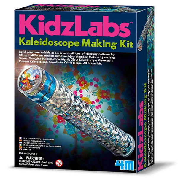 KidzLabs | Kaleidoscope Making Kit