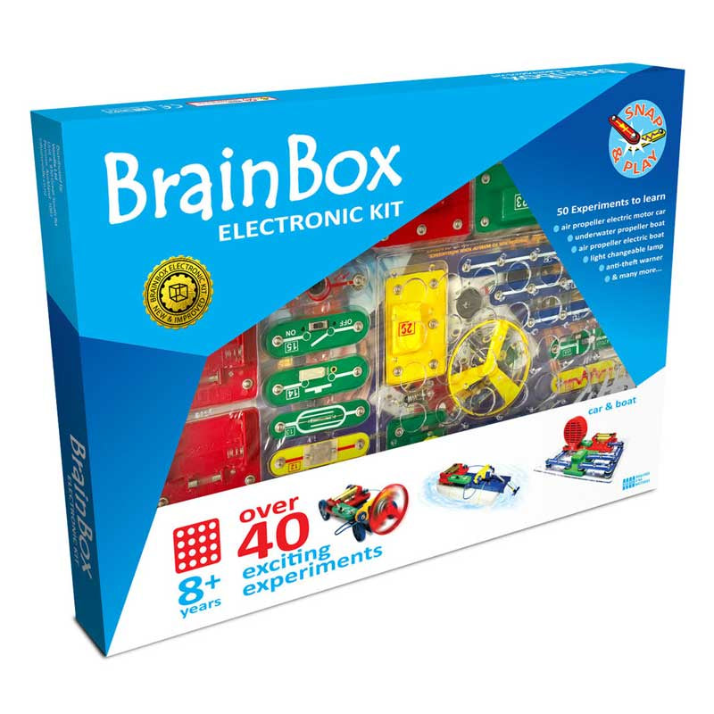 BrainBox | Car and Boat Experiment