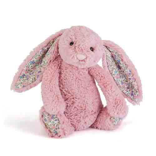 Jellycat | Blossom Bashful - Tulip Pink Bunny Small