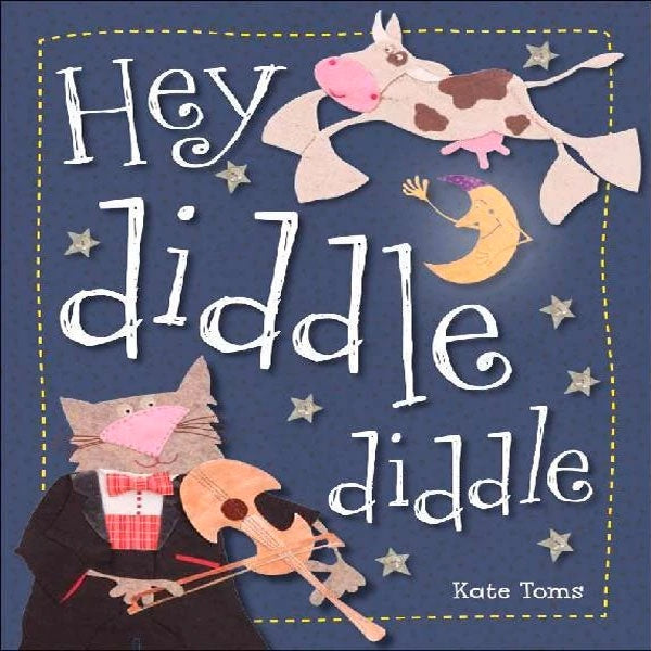 Hey Diddle Diddle - Picture Storybook