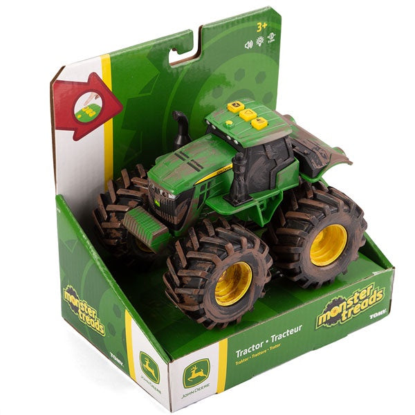 John Deere | Monster Treads - Muddy Tractor
