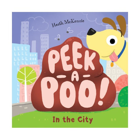 Lake Press | Peek A Poo - In The City