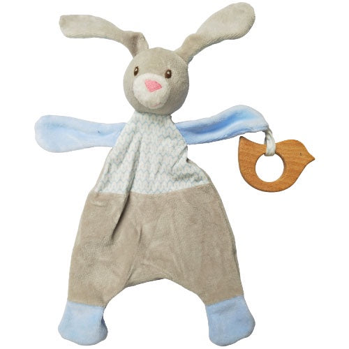 Urban Junior | Blue Bunny Comforter / Teether