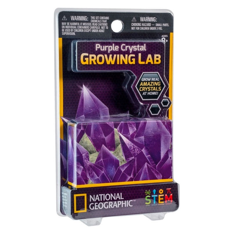National Geographic | Growing Lab - Purple Crystal