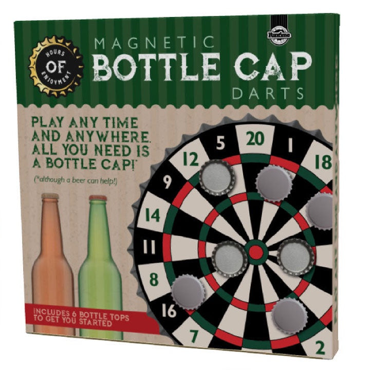 Funtime | Magnetic Bottle Cap Darts