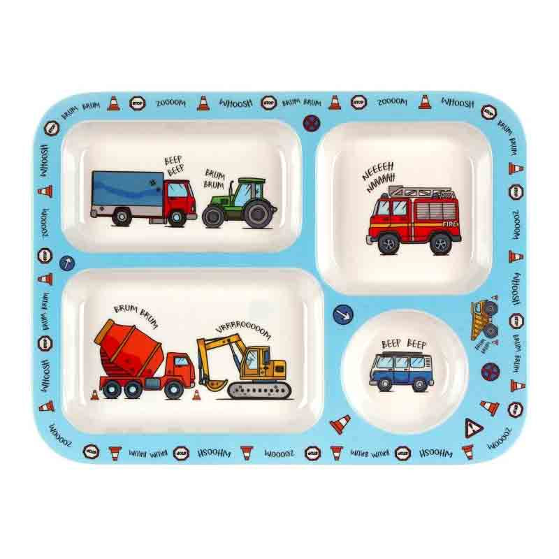 Little Stars | Vehicle Divided Tray