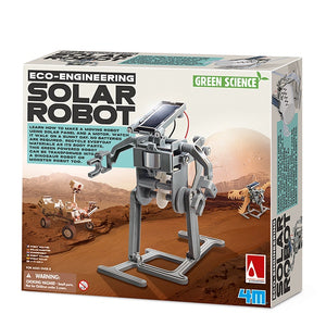 Green Science | Solar Robot