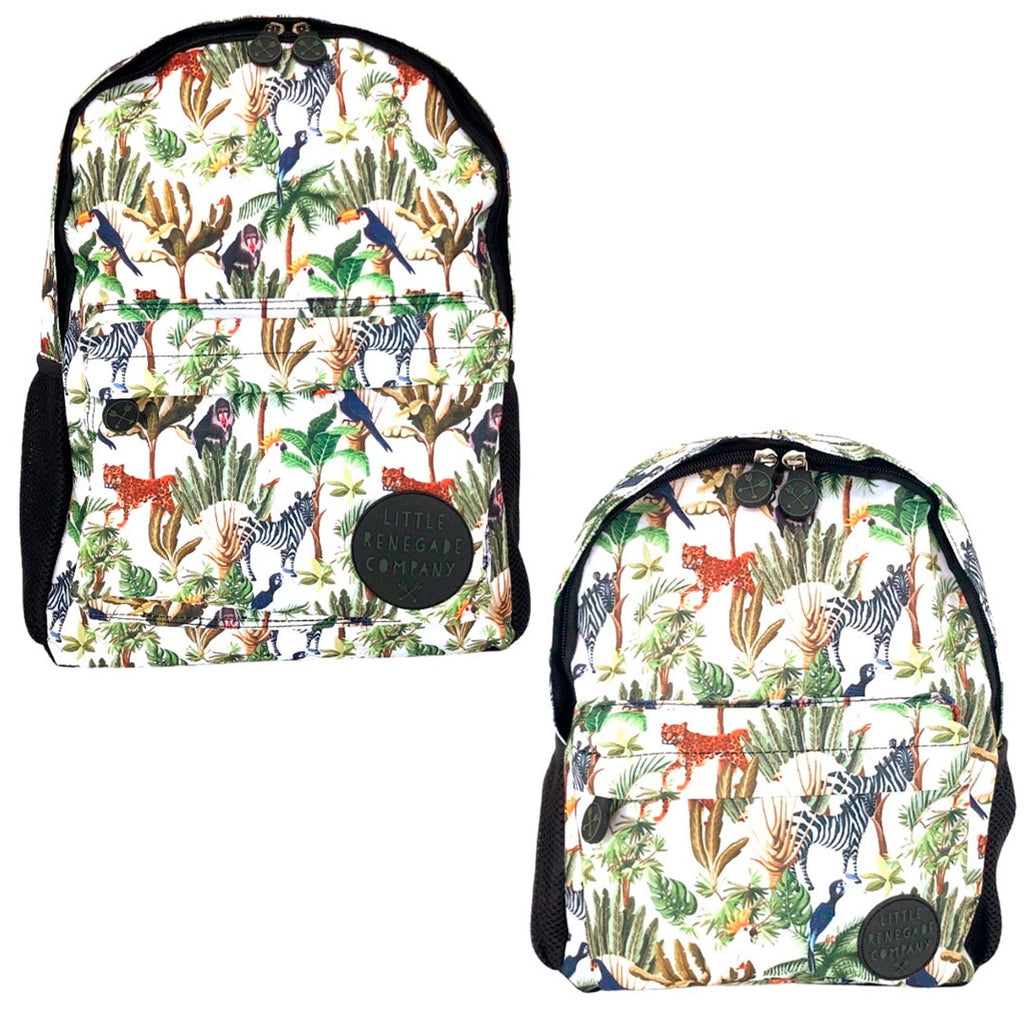 Little Renegade | Jungle Fever Backpack