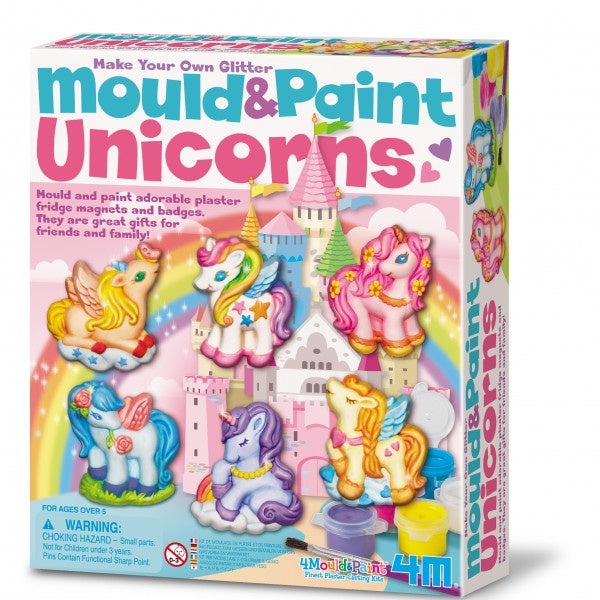 Mould & Paint | Unicorns