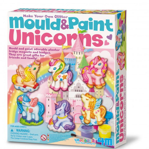 4Mould & Paint | Mould & Paint Unicorns