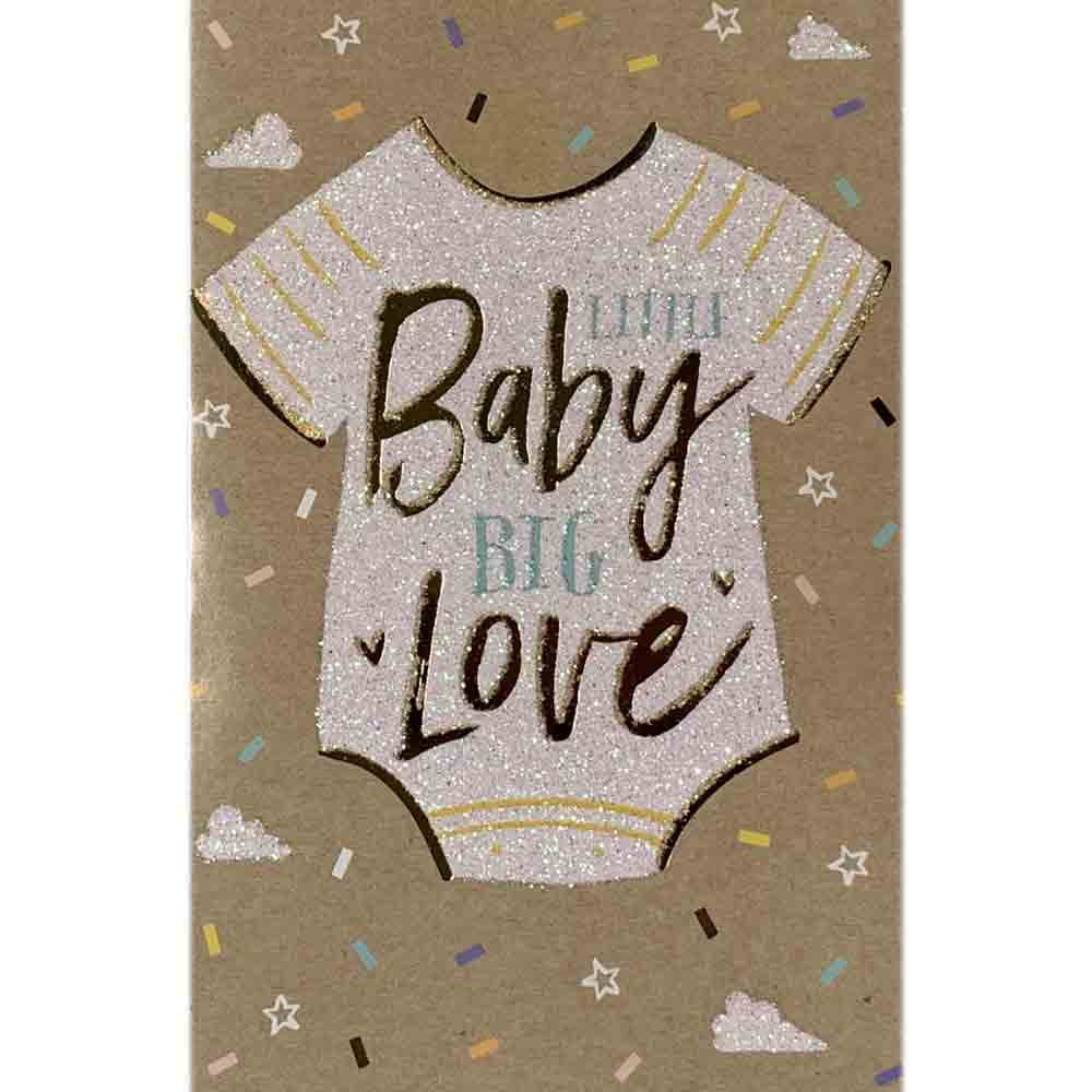 Baby Cards | Little Baby Big Love
