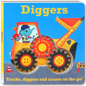 Learn & Turn | Diggers - On The Move!