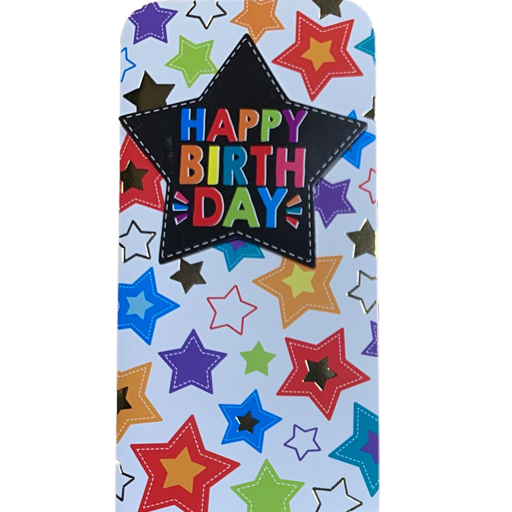 Birthday Card | Money Wallet - Happy Birthday