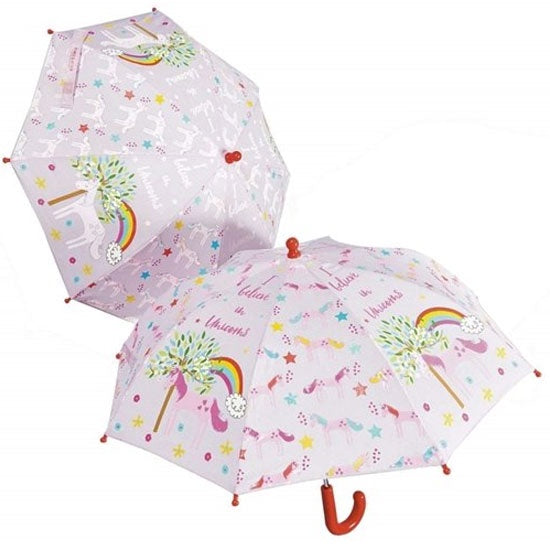 Floss & Rock | Colour Change Umbrella - Fairy Unicorn