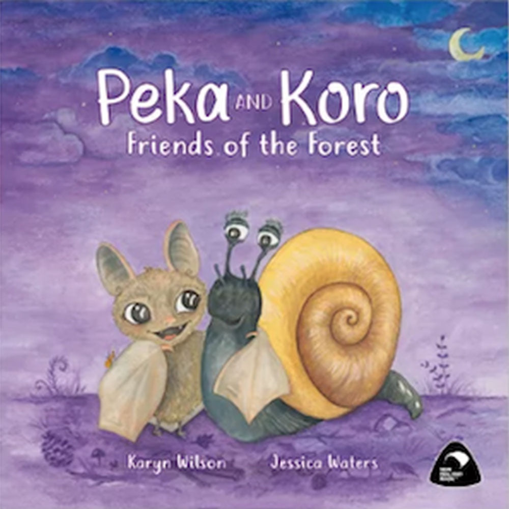 Peka and Koro | Friends of the Forest