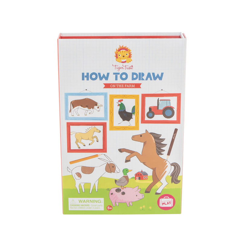 Tiger Tribe | How To Draw - On The Farm