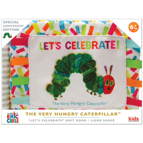 World Of Eric Carle | Hungry Caterpillar 'Let's Celebrate' Large Activity Book