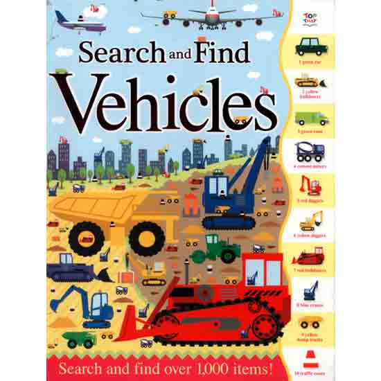 Search & Find - Vehicles
