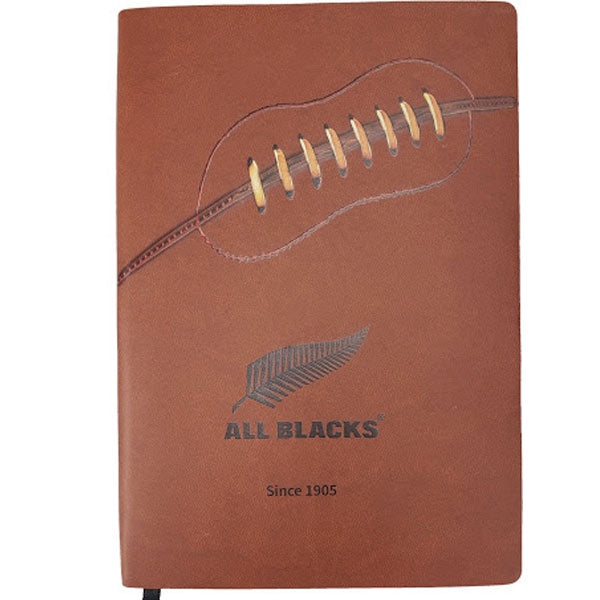All Blacks | A5 Note Book
