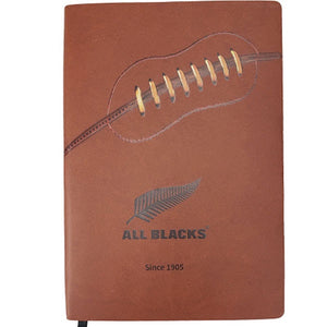 All Blacks | A5 Notebook - Vintage