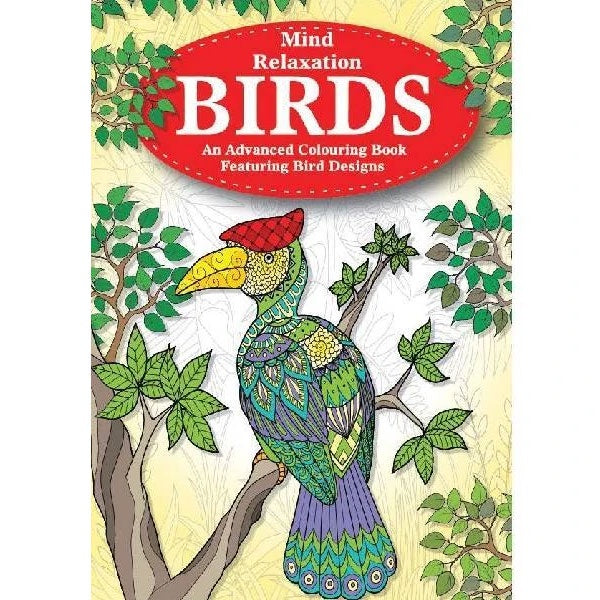 Blue Duck Books | Mind Relaxation - Birds