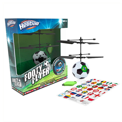 Heliball | Footy Flyer