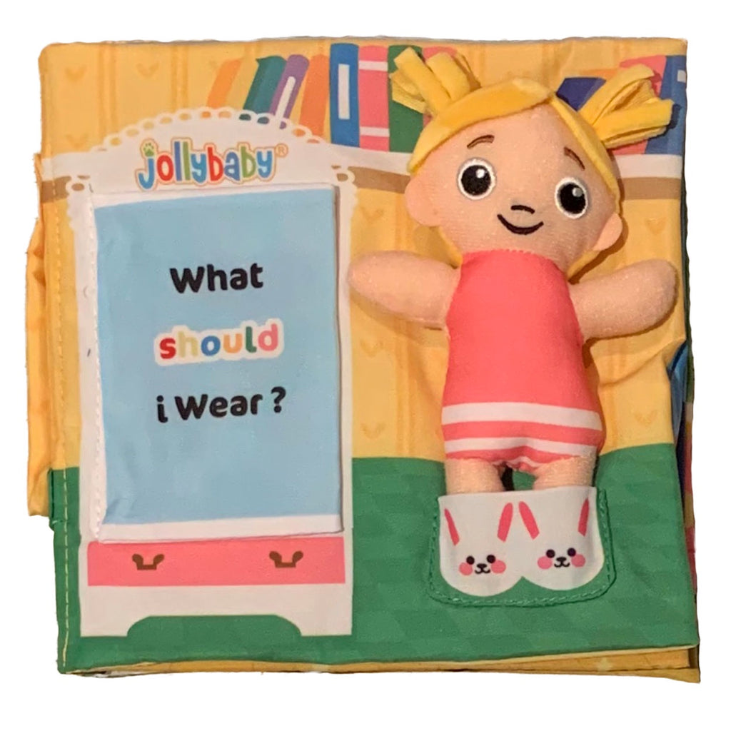 Jolly Baby | What Should I Wear? With Doll