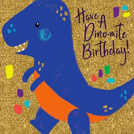 Birthday Card | Dino-Mite-Birthday