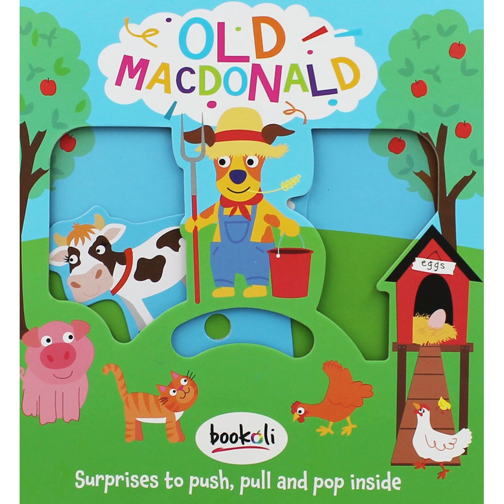 Push, Pull, Pop! | Old MacDonald