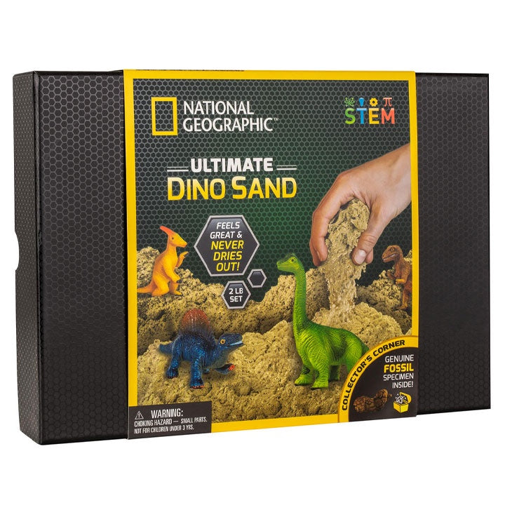 National Geographic | Ulitmate Dino Sand