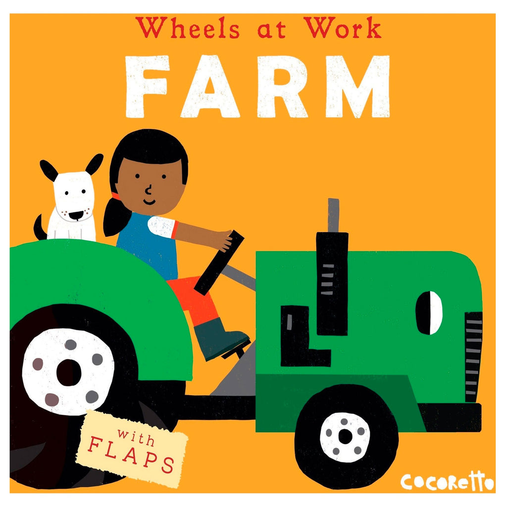 Wheels at Work - Farm